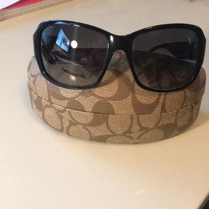 Coach Nina Sunglasses